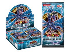 Generations Booster (Yugioh Zexal Generation Force 1st Edition Booster Box)
