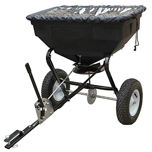 125 lb Tow Broadcast Fertilizer Spreader