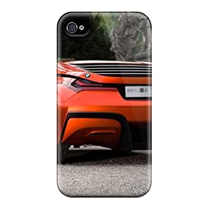 Iphone Case - Case Protective For Iphone 4/4s- Bmw M1 Homage Concept Rear