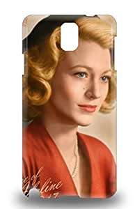Galaxy Tpu 3D PC Case Skin Protector For Galaxy Note 3 American The Age Of Adaline Drama Romance Fantasy With Nice Appearance ( Custom Picture iPhone 6, iPhone 6 PLUS, iPhone 5, iPhone 5S, iPhone 5C, iPhone 4, iPhone 4S,Galaxy S6,Galaxy S5,Galaxy S4,Galaxy S3,Note 3,iPad Mini-Mini 2,iPad Air )