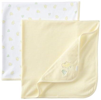 Little Me Unisex-Baby recién nacido polluelo 2 Paquete recepción de ...