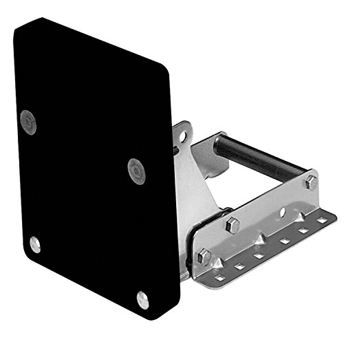 (Garelick/Eez-In 71078:01 Stationary Outboard Motor Bracket - Horizontal Platform Mount)