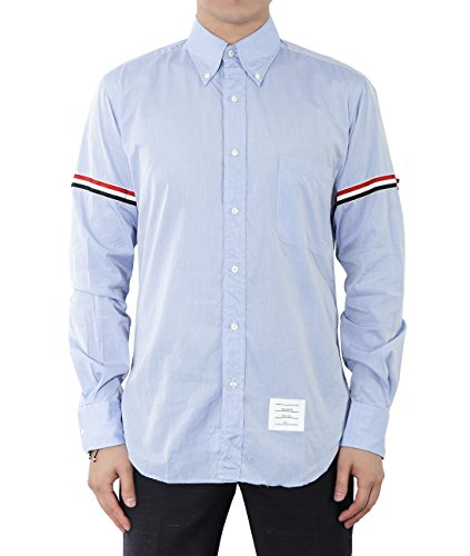 wiberlux-thom-browne-mens-striped-armband-button-up-shirt-1-blue