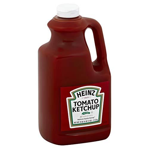 Heinz Ketchup (76 oz Jugs, Pack of 9) ()
