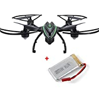 Dazhong JXD 5.8G FPV Drone with 2.0MP HD Real-time Camera High Hold Mode RC Quadcopter Drone And Extra battery