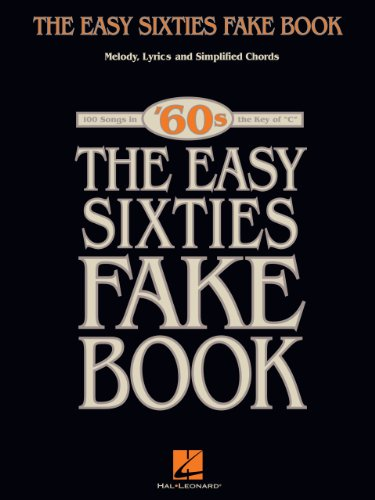 The Easy Sixties Fake Book (Fake ()