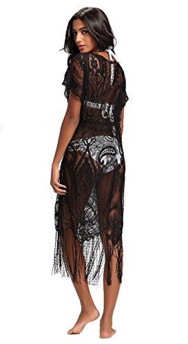 Jusfitsu - Camisola - para mujer negro1