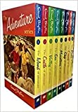 Enid Blyton Adventure Series 8 Books Box Set Collection Children Classic Books