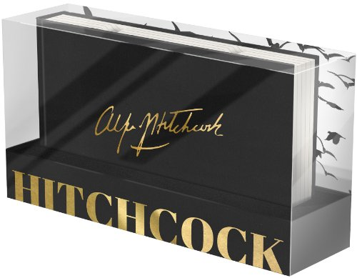 Alfred Hitchcock The Masterpiece Collection Limited Edition Blu-ray