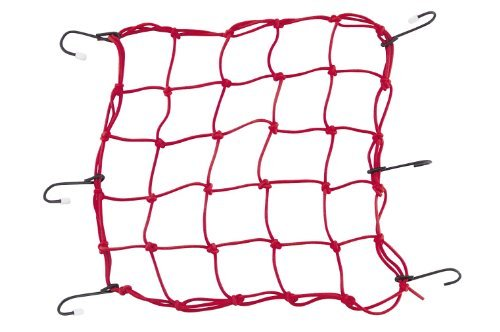 BikeMaster Red Stretch Net 100008