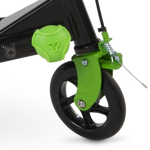 Yvolution Y Fliker A1 Kids Scooter, Green by Yvolution (Image #5)