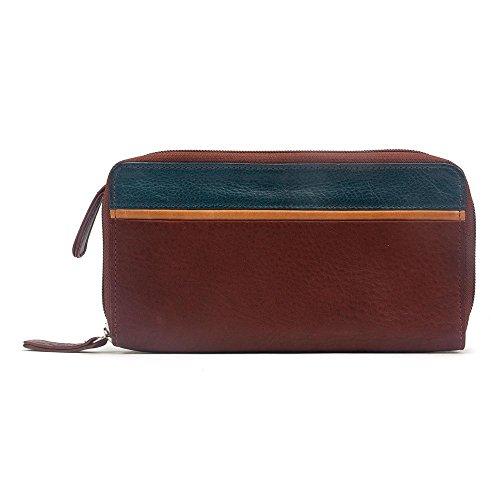 Osgoode Marley RFID Wallet Bag Brandy by Osgoode Marley