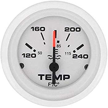 Veethree LIDO Water Temperature Gauge Marine temperature sender unit