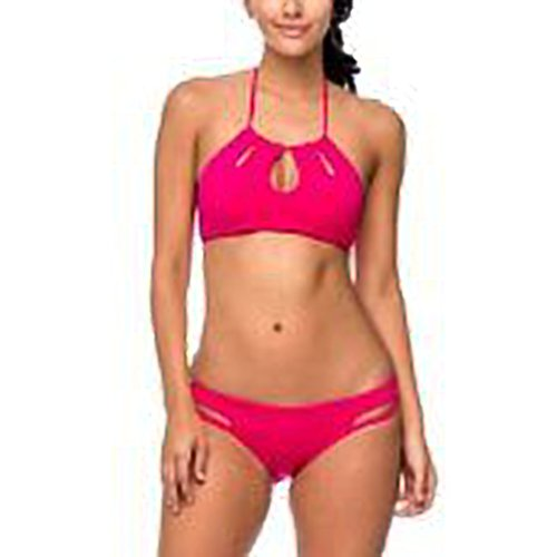 Pertul Ltd. Damen Bikini-Set rosa Rosy Pink Small IZuHEkT5