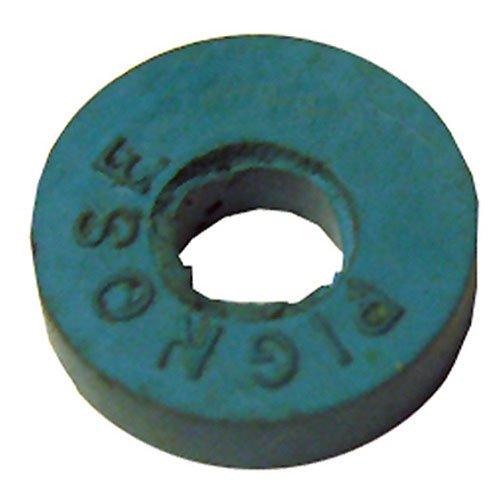 LARSEN SUPPLY 02-1160P 2 Pack 1//8 Flat Faucet Washer Standard Plumbing Supply