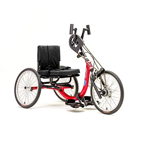 - Invacare Top End Lil' Excelerator-2 Red Handcycle 1180887