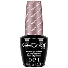 OPI Gel Nail Color, Taupe-Less Beach, 0.5 Ounce
