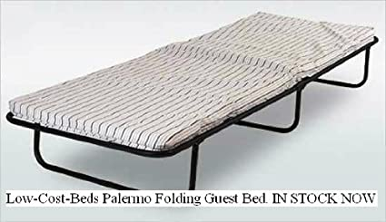 100% authentic 5bc63 2fb1e Single Palermo folding Guest Bed Put You Up Bed: Amazon.co ...