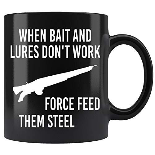 Spearfishing Speargun Freediving Men Gift Mug Coffee Mug 11oz Gift Tea Cups 15oz