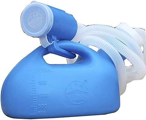 便器 1.6Mロングチューブブルー便器メンズ便器ポータブル2000mlのメンズ採尿器 ユニセックス便器