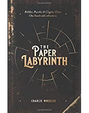 The Paper Labyrinth: A Book-wide Puzzle Solving Adventure