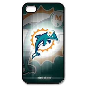 Custom Miami Dolphins Case for iPhone 4 4s