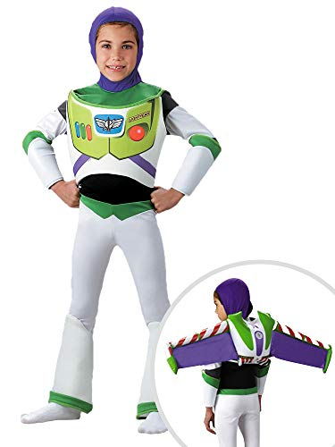 Buzz Lightyear Costume Kit Deluxe Toddler (3T-4T) With Jetpack