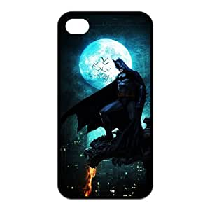 Cyber Monday Store Customize Rubber iPhone 4 iPhone 4s Back Cover Case Batman