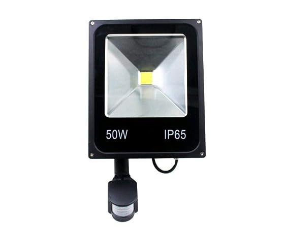 10W 20W 30W 50W Reflector LED Reflector de luz de inundación con ...