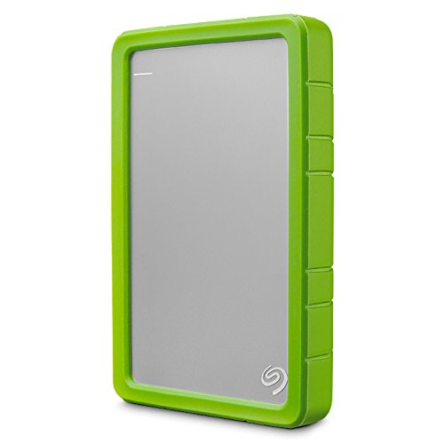 Seagate Backup Plus Slim Case for External Hard Drive HDD Lime Green STDR401 (Seagate My Backup Plus)