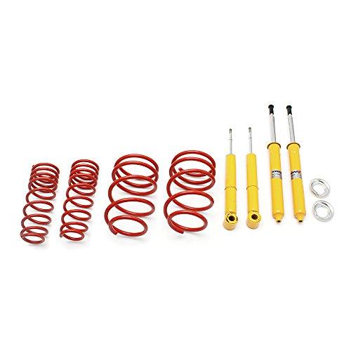 (Koni 1140-9589 Suspension Kit, Coil Springs/Shock)