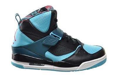 quality design 738a8 8ef83 ... best jordan flight 45 high mens basketball shoes black gym red dark sea  gamma 6dab0 3dc99 netherlands air ...