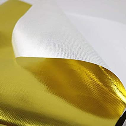 FT Reflect-A-Gold Adhesive Backed Heat Barrier Tape Roll in x64 HM/&FC 2