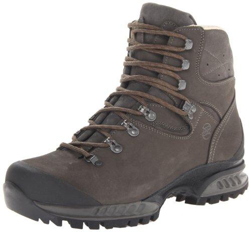 Hanwag climbing boots Mens Trekking Boots Tatra torf Dark Grey