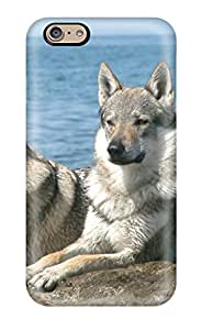 CLLSRWj11820wRLdp Tpu Case Skin Protector For Iphone 6 Animal Wolf With Nice Appearance