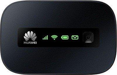 Huawei E5151 MIFI Wifi Router Modem (21Mbit, ohne Branding, mit Ethernet Port)