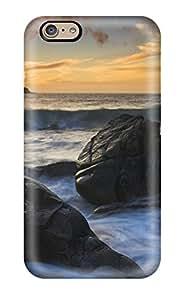 Albert R. McDonough's Shop Best Premium Protective Hard Case For Iphone 6- Nice Design - Coastline