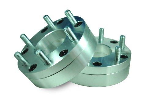 Wheel Adapter 8 Lug 6.5'' to 6 Lug 139.7mm - Pair by ezaccessory