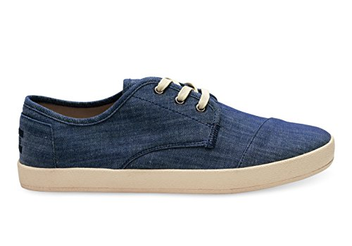 TOMS Men's Paseo TOMS Blue Men's TOMS Paseo Sneaker Men's Blue Sneaker Sneaker Paseo dTTwrx