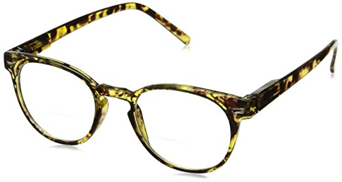 Peepers Men's Kennedy Bifocal 2293125 Round Reading Glass...