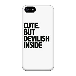 Cute Tpu NadaAlarjane-051301 Yeah It's Me Case Cover For Iphone 5/5s