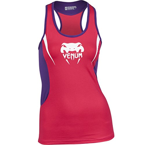 Venum Body Fit Tank Top, Pink/Purple, ()