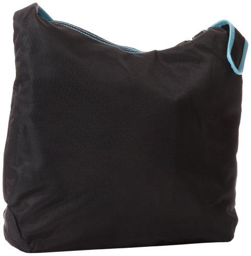 Millipede Black Nylon Tote Hadaki Aqua WHPvRS1