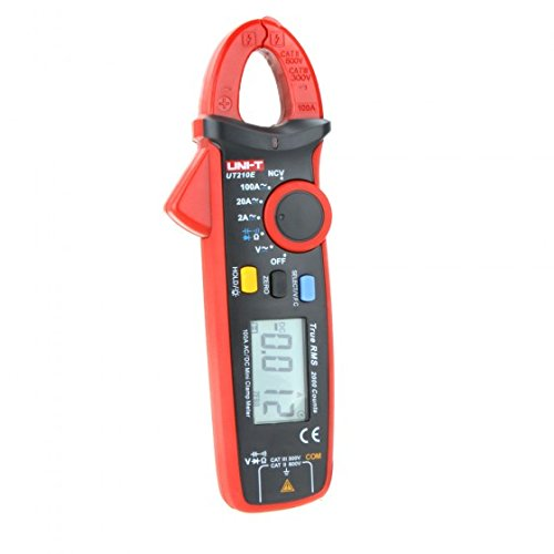 Uni-T B4Q094 UT210E True RMS AC/DC Current Mini Clamp M W Capacitance Tester - Kd Units