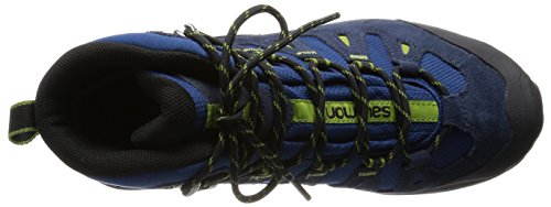 Salomon Quest Prime Gtx® - Botas Hombre Azul (Midnight Blue /     Deep Blue /     Turf Green)