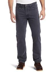 Lee Men's Regular Fit Straight Leg Jean, Thunder, 34w X 34l
