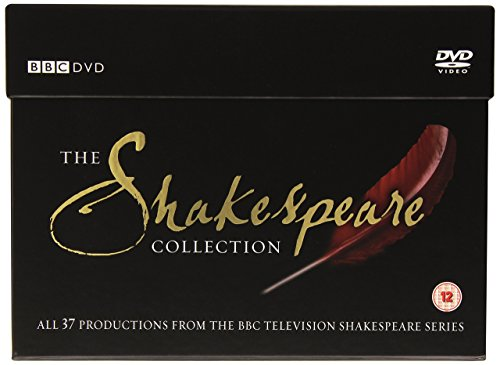 The Shakespeare Collection - 38-DVD Box Set ( All's Well That Ends Well / Antony & Cleopatra / As You Like It / Comedy of Errors / Coriolanus / [ NON-USA FORMAT, PAL, Reg.2.4 Import - United Kingdom ] by BBC