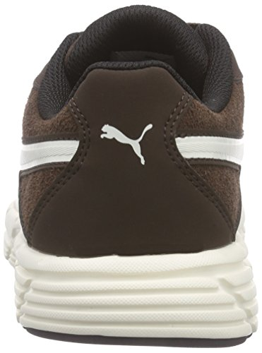 Puma Axis V4 Sd - Zapatillas Unisex adulto Marrón - Braun (chocolate brown-white 02)