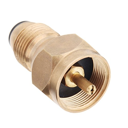 y connector for lp gas cylinder - 3