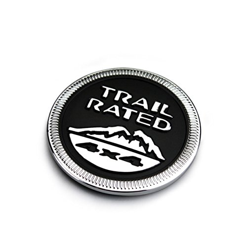 trail rated emblem jeep - 5